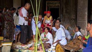 Spirit Festival in Cambodia - Mike Browne (not quite live)