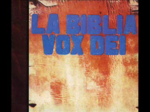 1/8 Génesis (La Biblia - 1971) Vox Dei