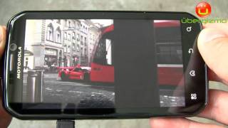Motorola Photon 4G MP4 Playback (HD 720p)