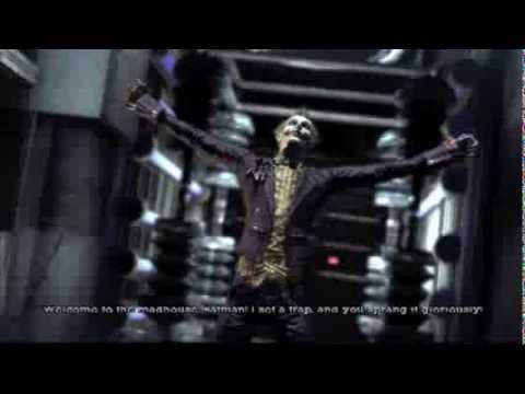 Gg Plays Batman: Arkham Asylum - Part 1 - The Xxx Chamber (gage And Charlie!) video