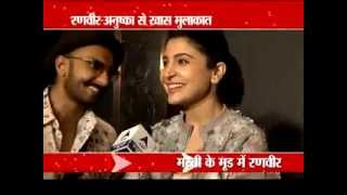 Ranveer remains happy whenever he is with me, claims Anushka Sharma