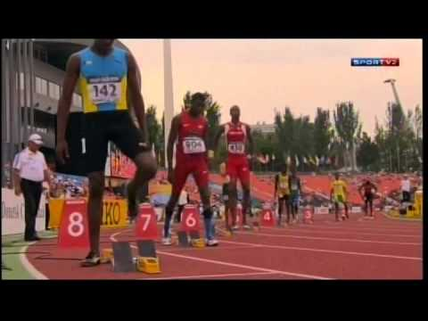 Mundial de Menores de Atletismo - 2013 - parte XXX
