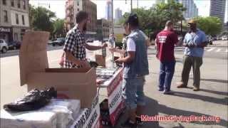 Muslims Giving Back: Dawah In Brooklyn, NYC.