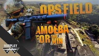 Airsoft #22 - Ops Field l Amoeba for the win