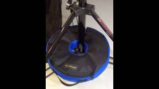Sand Bag for light stands (Circular) Photography - Video