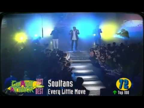 Soultans Every Little Move (Live Chart Attack) retronew