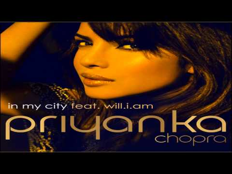 [ Download Mp3 ] Priyanka Chopra - In My City (feat. Will.i.am) video