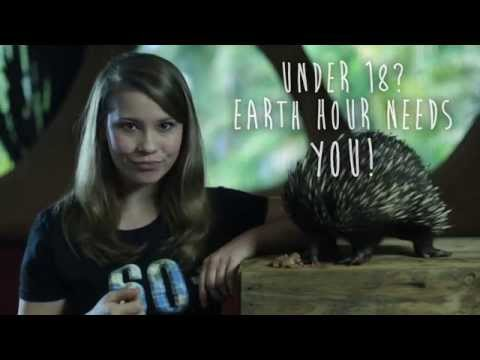 Earth Hour 2015 - Schools Competition with Bindi Irwin