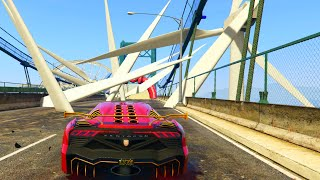 CRAZY WINDMILLS MODDED RACE! (GTA 5 Funny Moments)