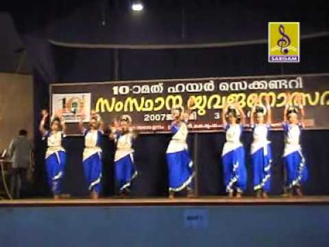 Group Dance -mazha video
