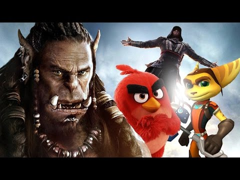 Do Video Games Make Good Movies?