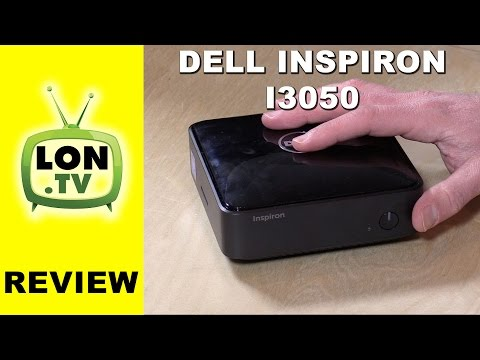 Dell Inspiron i3050 Mini PC Review - $149 Windows 10 PC - Gaming, HTPC / Kodi and more