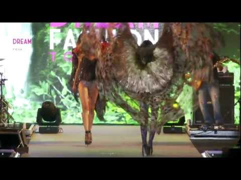 MONANGE DREAM FASHION TOUR 2011