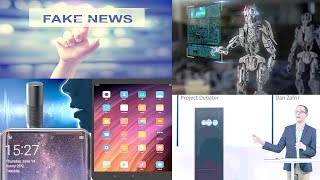 Latest Technology News and Articles 2# Mi ad 4, AI debater, Idea VoLTE, Oppo Find X, Amazon Alexa
