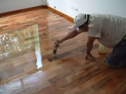 Plastificado de piso de madera plastificadora argentina - Como instalar piso parquet ...
