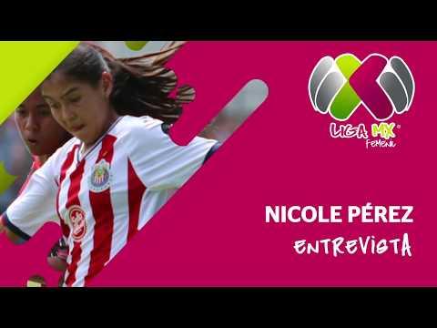 Nicole Pérez, Talento Mundialista.