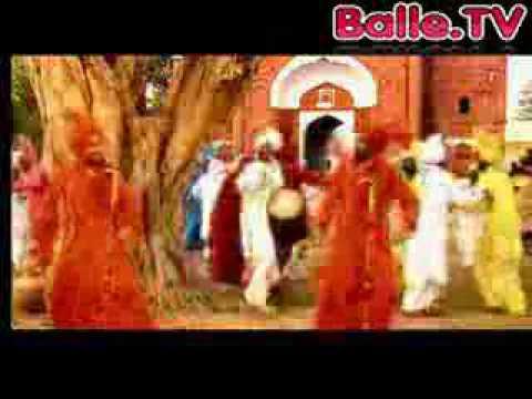 Tedi Pag Waleya - Ravinder Garewal Balletv Com Punjabi Video video