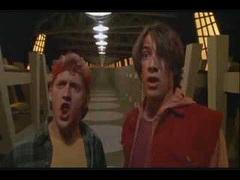 Bill & Ted's Bogus Journey is listed (or ranked) 18 on the list Movies Distributed by Orion Pictures