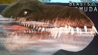 Beasts of Bermuda - MONSTRO Do MAR, Caçando Dinossauros Na ILHA!   (#8) (PT-BR)