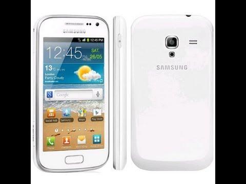 Samsung Galaxy Ace 2 desempaquetado y primeras impresiones
