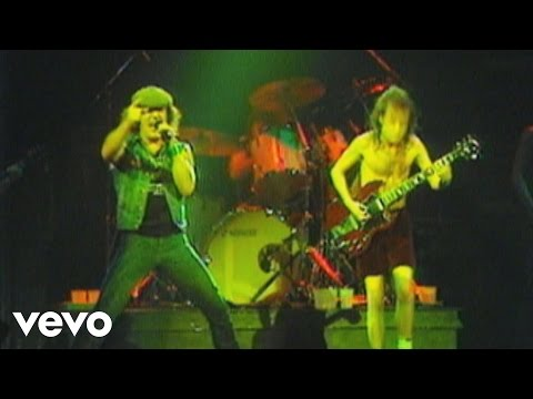 AC/DC - Flick Of The Switch (Live @ Houston Summit, 1983)