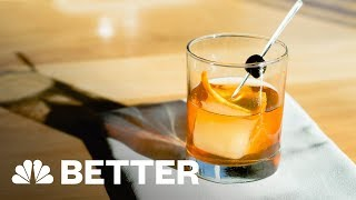 Stop Your Glass From Sticking To Your Napkin | Better | NBC News