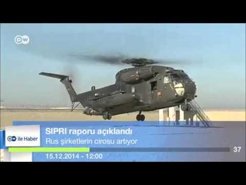 SIPRI raporu açıklandı