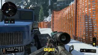 BLACK OPS 4 EARLY SNIPING GAMEPLAY - FaZe Bloo