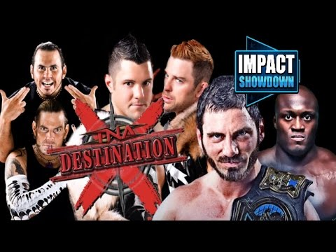Destination X 2014 Review: Did Bobby Lashley Retain? Impact Wrestling 7-31-14 Review! Ep. 112