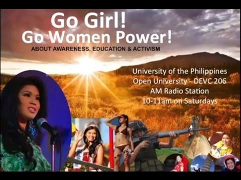 Radio Interview on Gender Equality & Women Empowerment (DEVC 206)