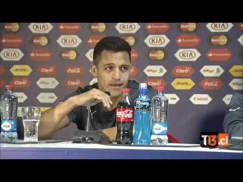 Alexis Sanchez: