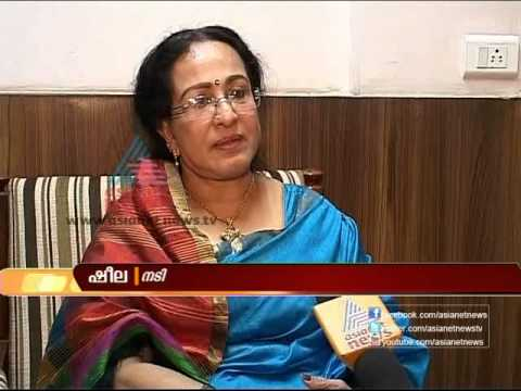 Actress Sheela Joined Congress Party video