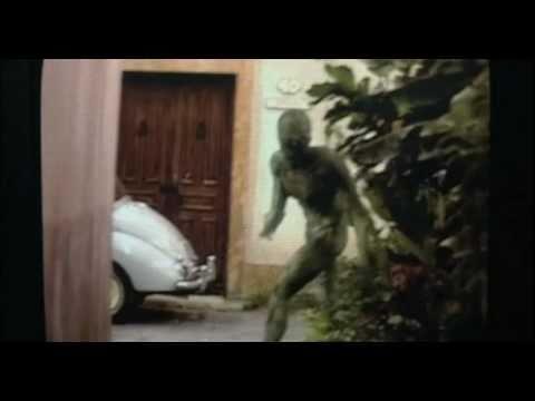 The Way Home (2002 film) movie scenes Signs The Alien 2002 movie scene