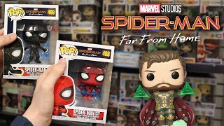 Spider-Man Far From Home Funko Pop Hunting!
