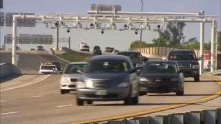 FL Turnpike all electronic tolling Miami 051811