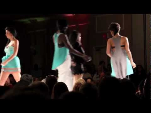 'Senoj' by LaTonya Jones - Kansas City Fashion Week Spring 2012