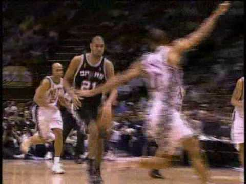 Spurs Tim Duncan Top 10 Plays