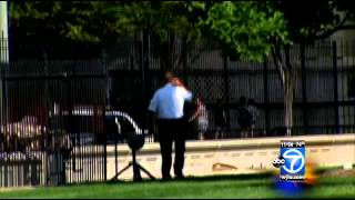 Omar Gonzalez: Accused White House fence-jumper identified as Army veteran Omar Gonzalez