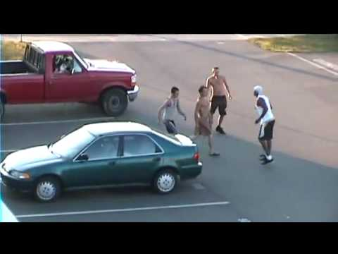 Black Man Fights off 3 White Supremacists in BC