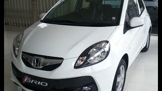 Review Honda Brio Automatic