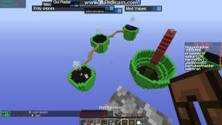 Minecraft Son Oyuncu Sky Wars [Fail Dolu]
