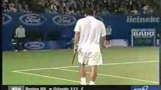 Agassi Vs Sampras - Australian Open 2000 - Incredible Tie-Br