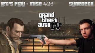GTA IV  Let's Play esky  Pbh #26  synecek11