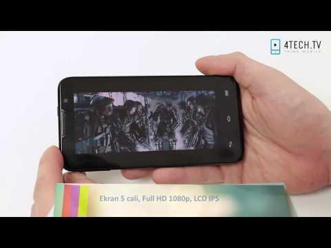GoClever Insignia 5X - test wideorecenzja smartfona z Androidem