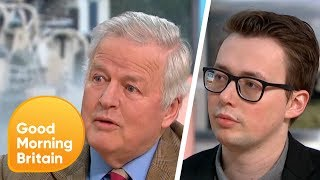 Should the Army Recruit Snowflake Millennials? | Good Morning Britain