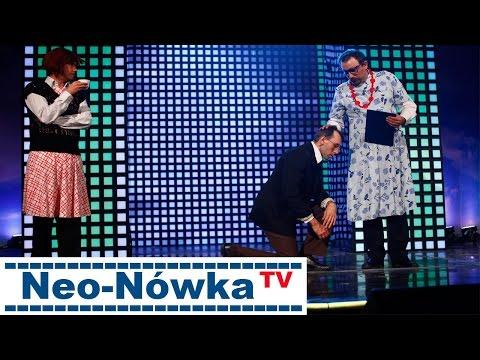 Kabaret Neo-Nówka TV - RADA PEDAGOGICZNA - Live In Roma (HD)