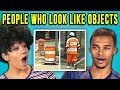 download mp3 dan video 10 PHOTOS OF PEOPLE WHO LOOK LIKE OBJECTS w/ ADULTS (React)