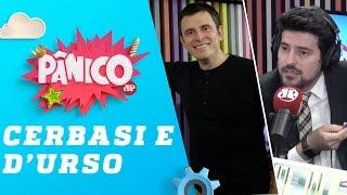 Gustavo Cerbasi e Caso Neymar - Pânico - 03/06/19