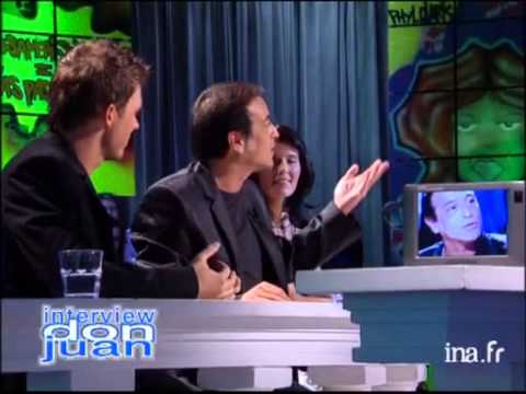 Interview Don Juan de Félix Gray - Archive INA