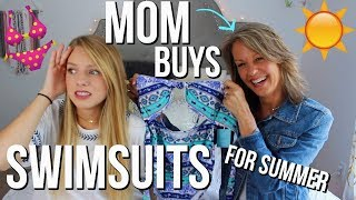 download musica MY MOM BUYS MY BATHING SUITS FOR SUMMER Cupshe bathing suit haul